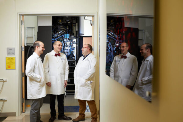 Collaboration with SLU leads to purchase of $5 million microscope