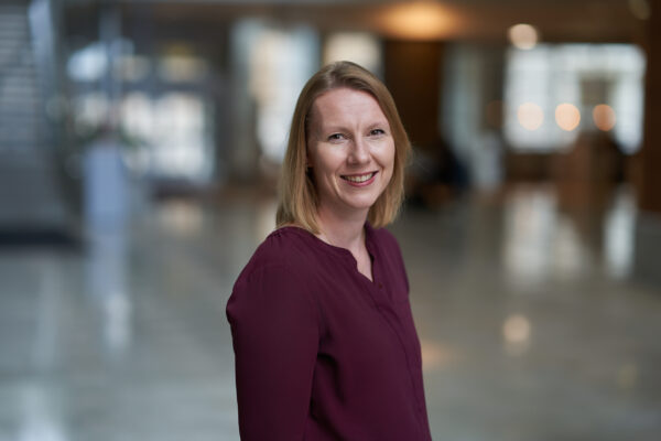 Amy Bauernfeind promoted to associate professor of anatomy